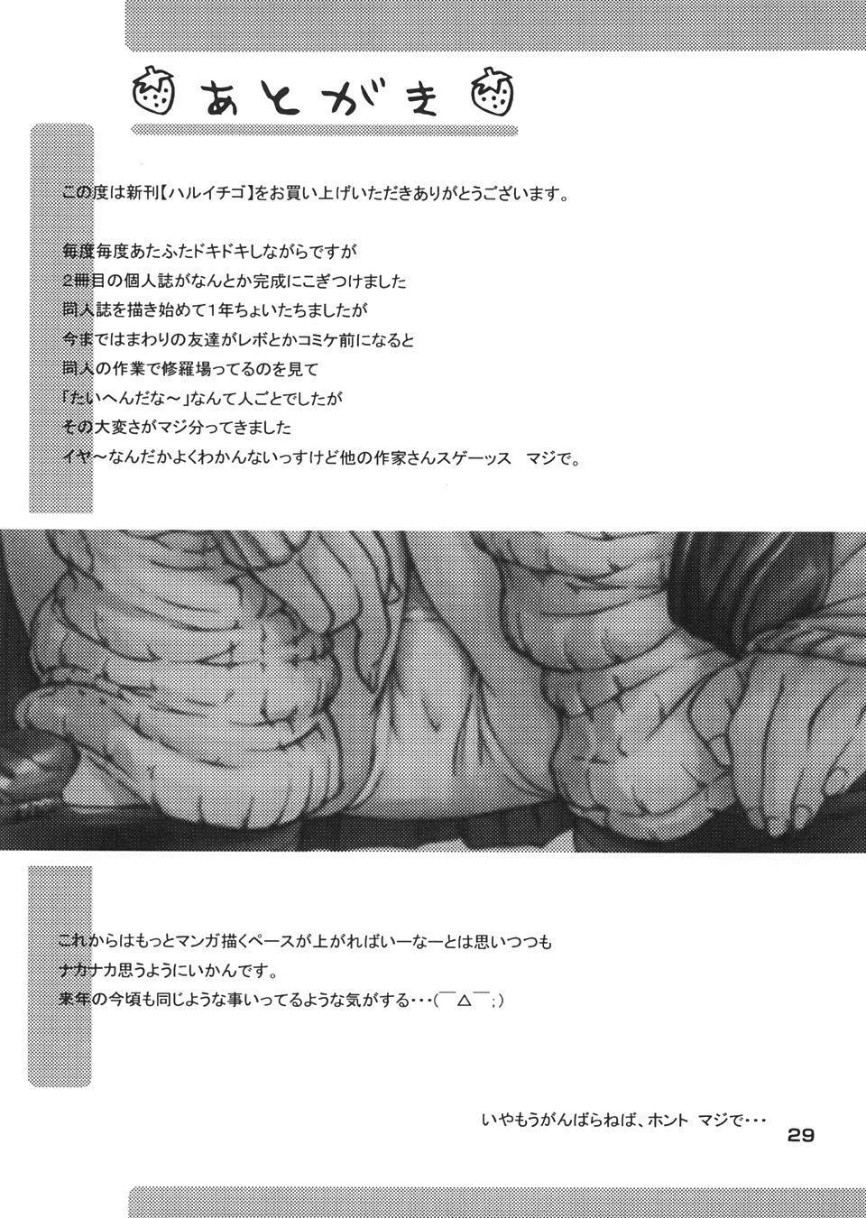 Haru Ichigo - Spring Strawberry 27