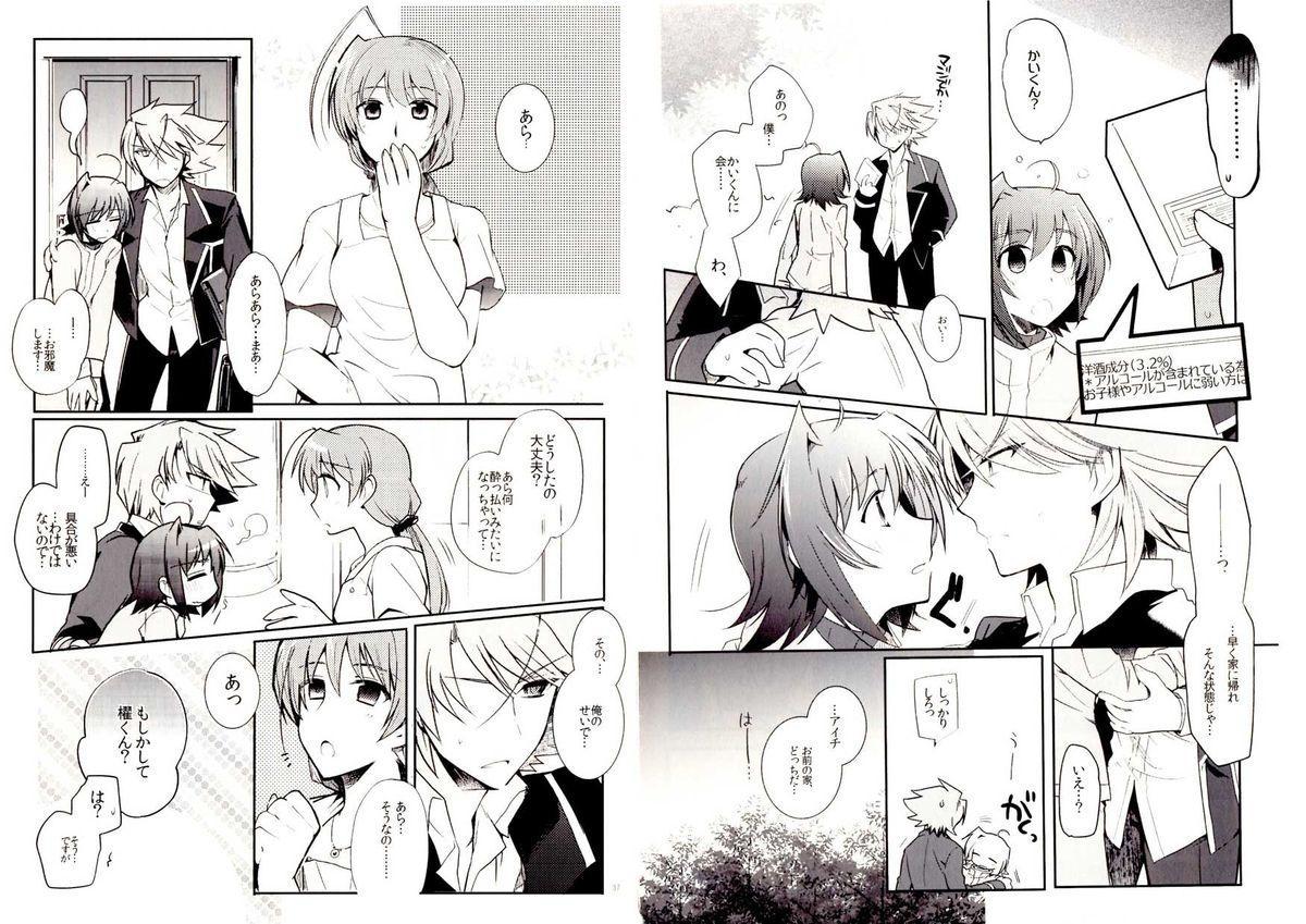 Valentine Boost Sairoku 17