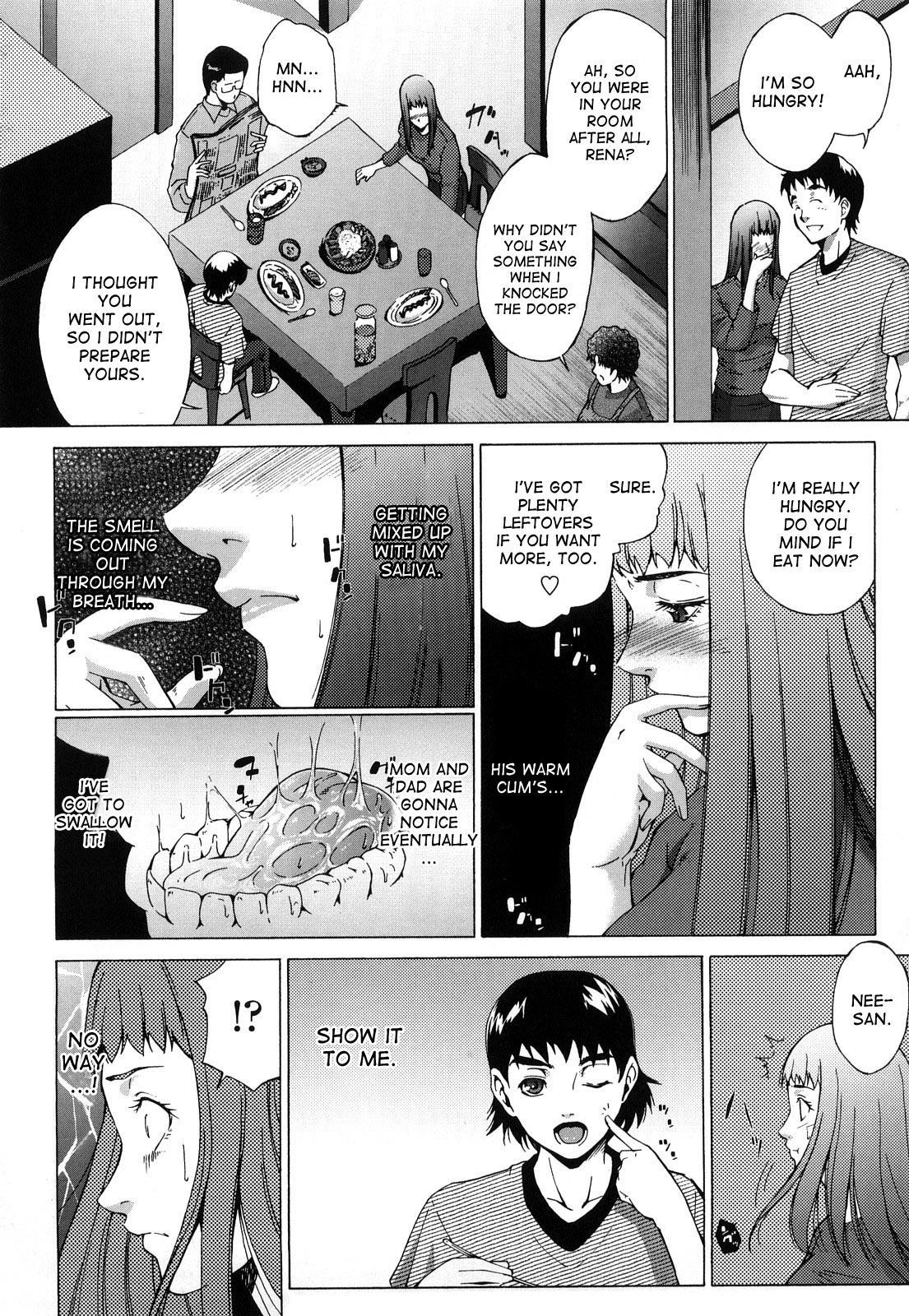 [Touma Itsuki] Ane-sama Inkou - Sister's Sexy Smell [English] {desudesu} 154